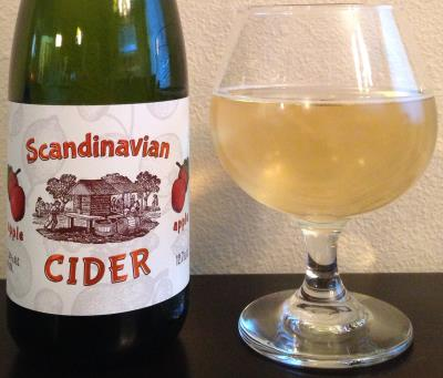 picture of AS Vohu Vein Scandinavian Apple Cider submitted by cidersays