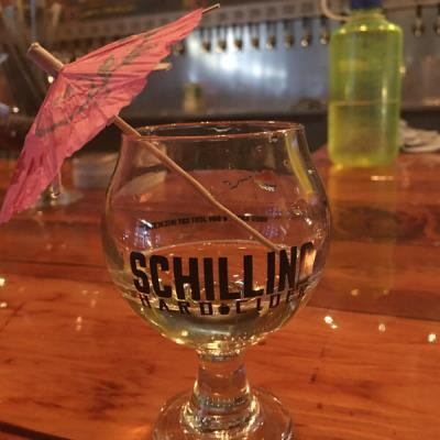 picture of Schilling Cider Schilling lemongrass agave and coconut submitted by kiyose