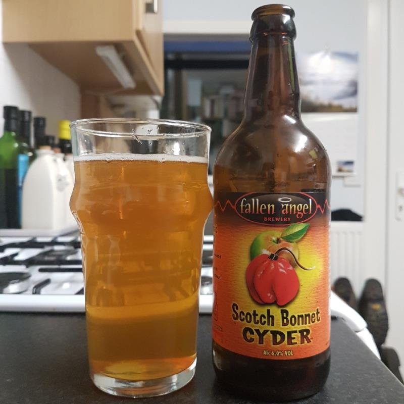 picture of Fallen Angel Scotch Bonnet Cyder submitted by BushWalker