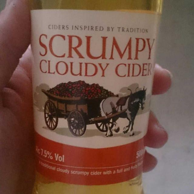 picture of Westons Cider Scrumpy Cloudy Cider submitted by danlo