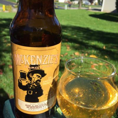 picture of McKenzie's Hard Cider Seasonal Reserve submitted by amateurciderguy