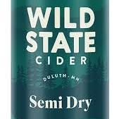 picture of wild State Cider Semi Dry submitted by KariB