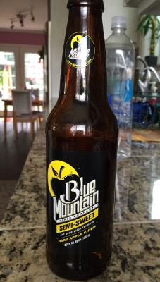 picture of Blue Mountain Cider Company Semi Sweet submitted by herharmony23