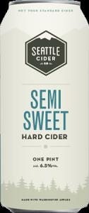 picture of Seattle Cider Semi Sweet submitted by cidersays
