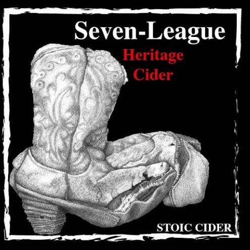 picture of Stoic Cider Seven-League Heritage Cider submitted by KariB