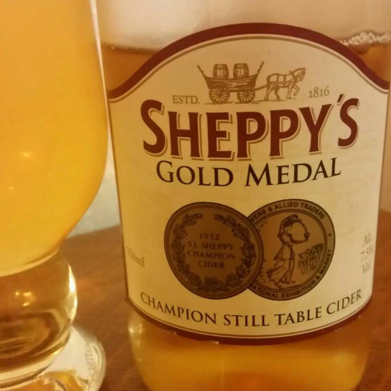 picture of Sheppy's Sheppy's Gold Medal submitted by danlo
