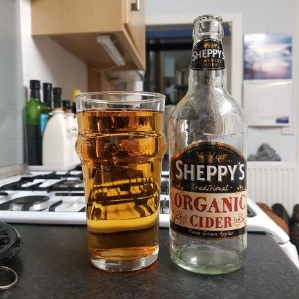 picture of Sheppy's Organic Cider submitted by BushWalker