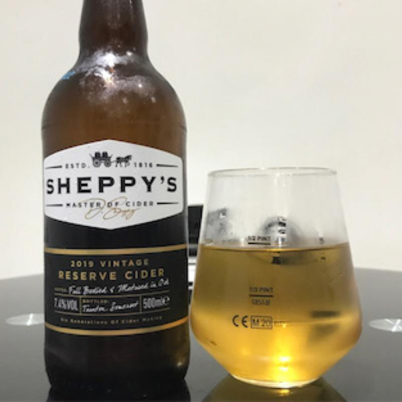 picture of Sheppy's Vintage Reserve 2019 submitted by Judge