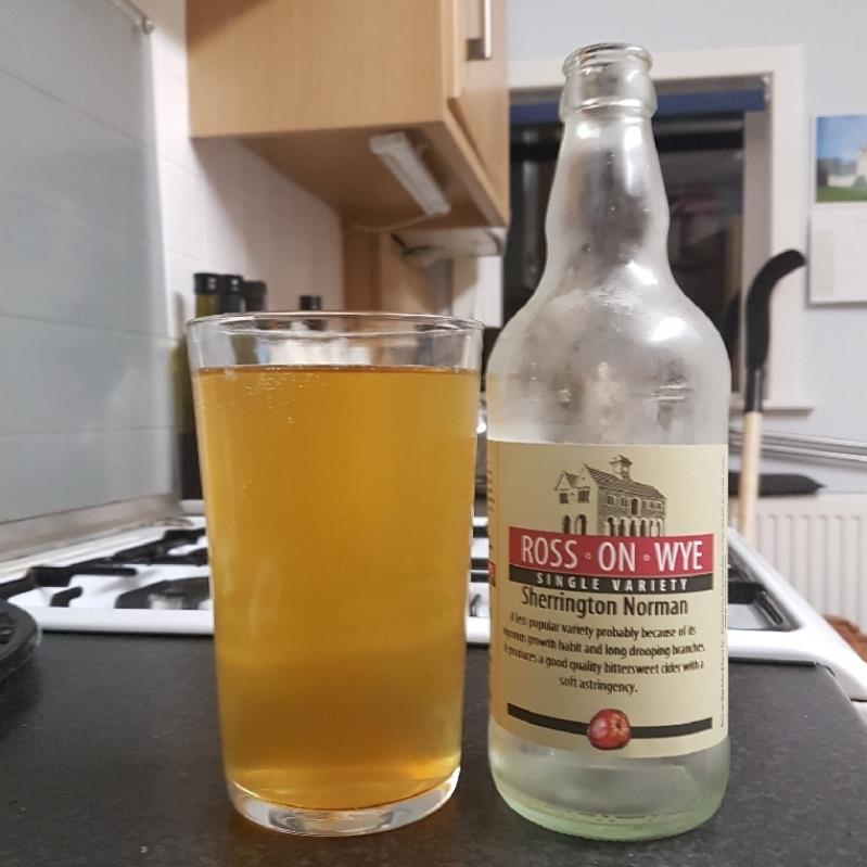 picture of Ross-on-Wye Cider & Perry Co Sherrington Norman submitted by BushWalker