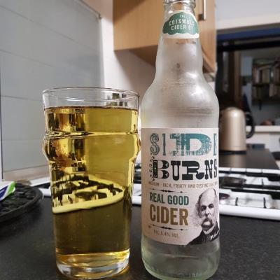 picture of The Cotswold Cider Co Side Burns submitted by BushWalker