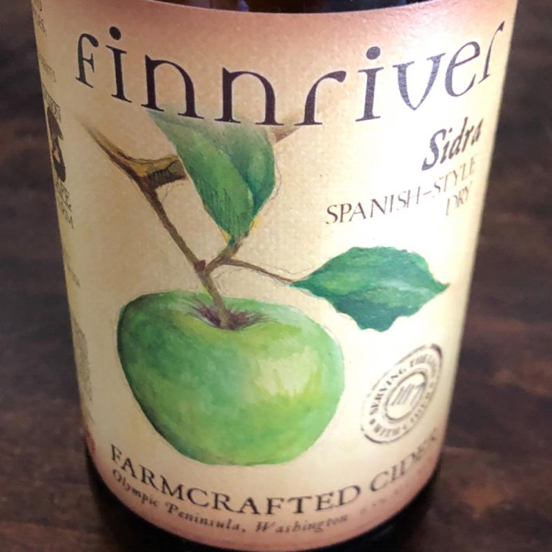 picture of Finnriver Cidery Sidra submitted by PricklyCider