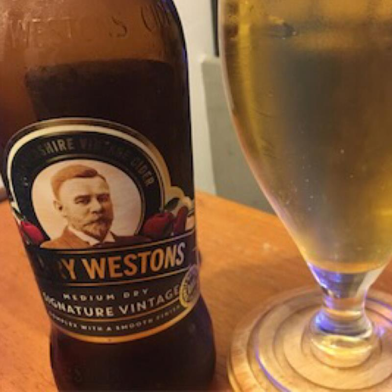 picture of Westons Cider Signature Vintage submitted by Judge