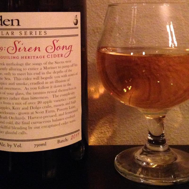 picture of Eden Cider Siren Song (Cellar Series #9) submitted by cidersays