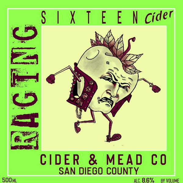 picture of Raging Cider and Mead Sixteen submitted by KariB