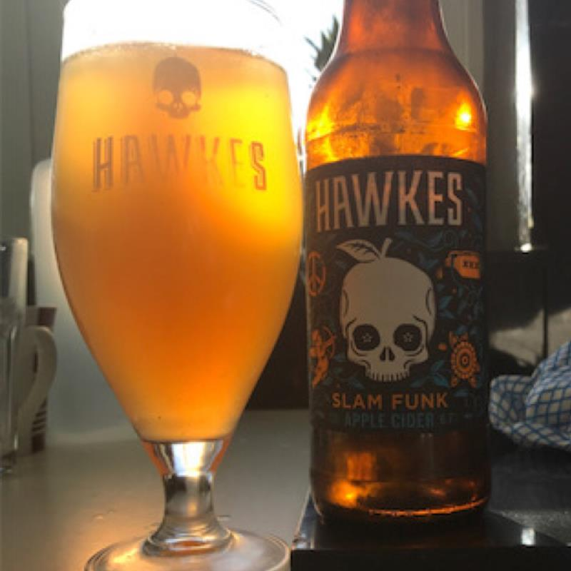 picture of Hawkes Cidery Slam Funk submitted by Judge