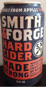 picture of Uncharted Hard Cider Co. (MillerCoors subsidiary) Smith & Forge submitted by cidersays