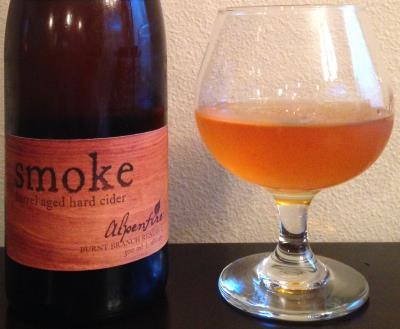 picture of Alpenfire Cider Smoke submitted by cidersays