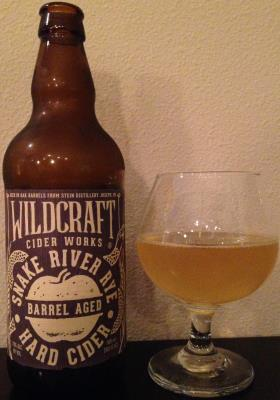 picture of Wildcraft Cider Works Snake River Rye submitted by cidersays