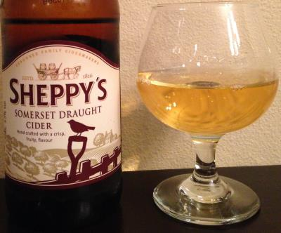 picture of Sheppy's Somerset Draught Cider submitted by cidersays