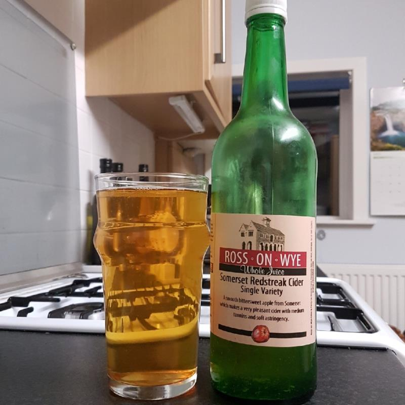 picture of Ross-on-Wye Cider & Perry Co Somerset Redstreak submitted by BushWalker