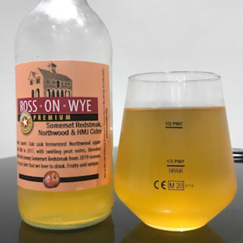 picture of Ross-on-Wye Cider & Perry Co Somerset Redstreak, Northwood & HMJ Cider submitted by Judge