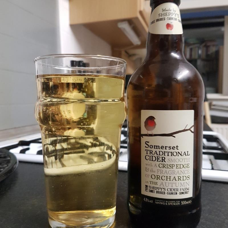 picture of Sheppy's Somerset Traditional Cider submitted by BushWalker