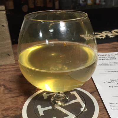picture of Finnriver Cidery Sour Peach Saison submitted by herharmony23