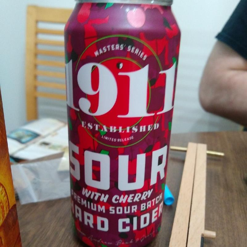 picture of 1911 Sour with Cherry submitted by ses2279
