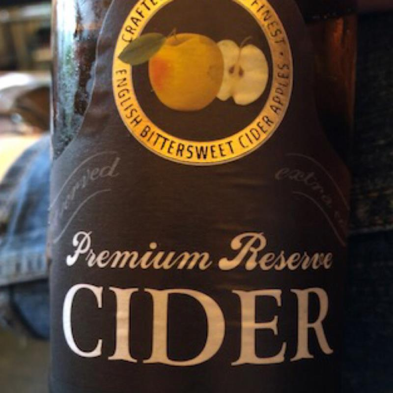 picture of Spar Spar Premium Reserve Cider submitted by DanK
