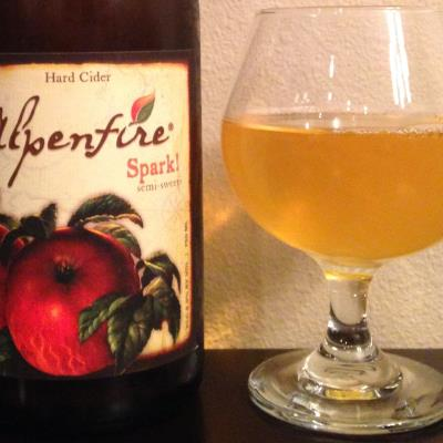 picture of Alpenfire Cider Spark! submitted by cidersays