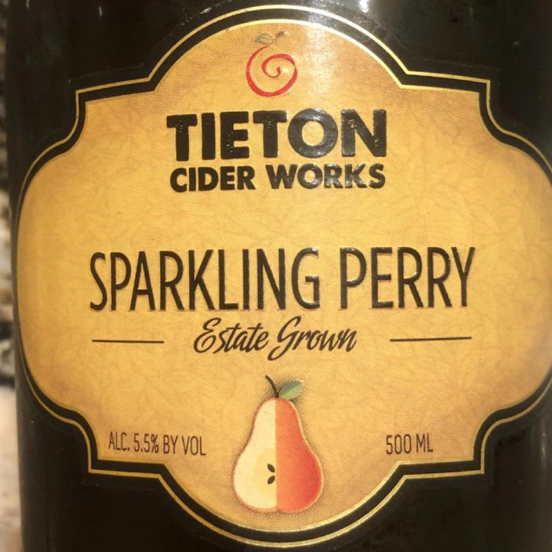 picture of Tieton Cider Works Sparkling Perry submitted by PricklyCider