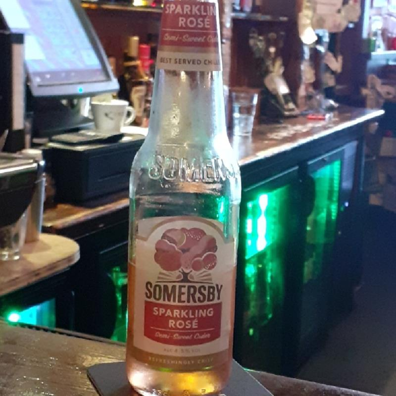 picture of Somersby Sparkling Rosé submitted by polyglot15