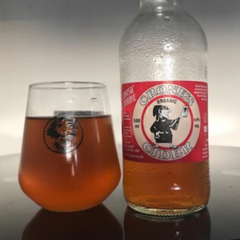 picture of Crone's Organic Cider Special Reserve 2019 submitted by Judge