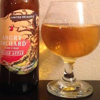 picture of Angry Orchard Spiced Apple submitted by cidersays