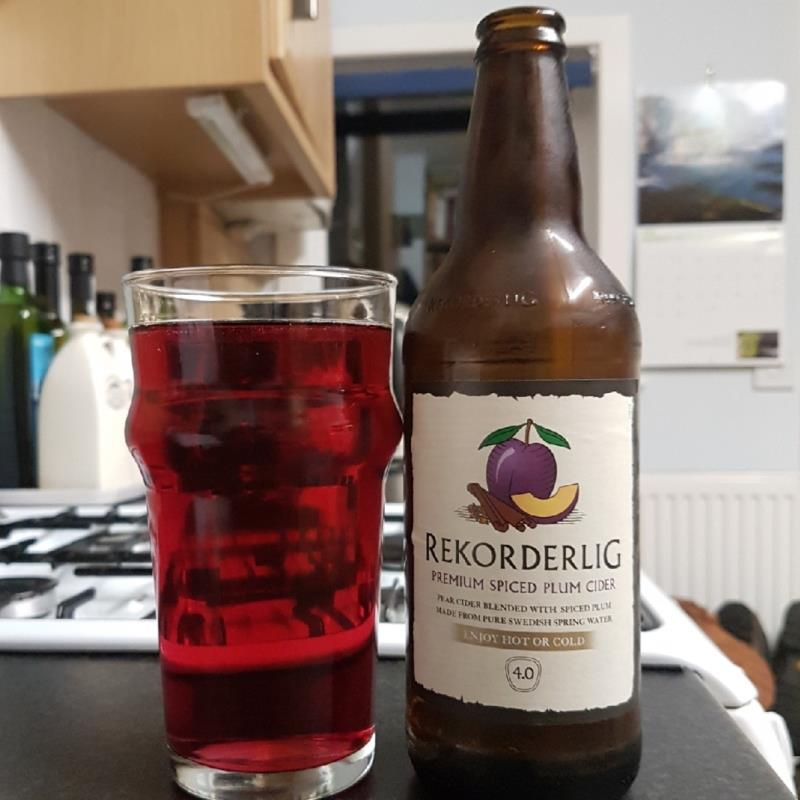 picture of Rekorderlig Swedish Cidery Spiced Plum submitted by BushWalker