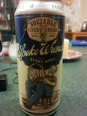 picture of Sociable Cider Werks Spoke Wrench submitted by Reena