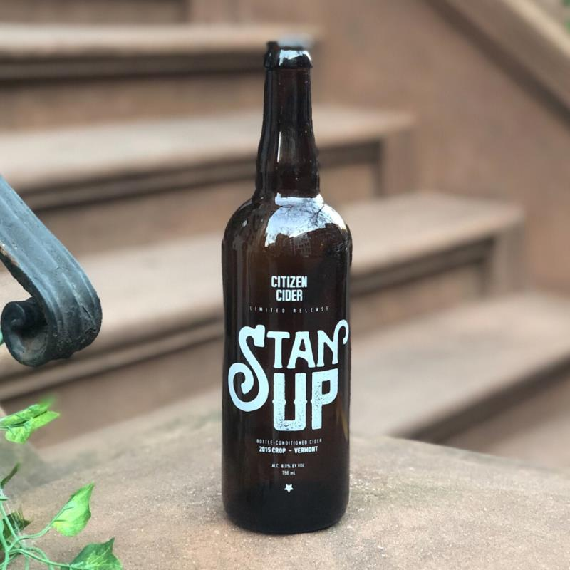 picture of Citizen Cider Stan Up submitted by Cideristas