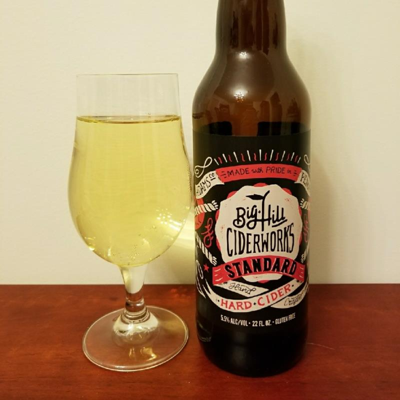 picture of Big Hill Ciderworks Standard submitted by CiderTable