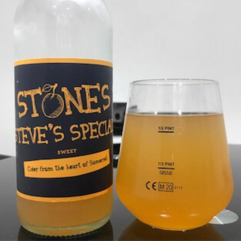 picture of Stone's Steve's Special submitted by Judge