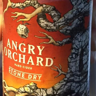 picture of Angry Orchard Stone Dry submitted by lizsavage