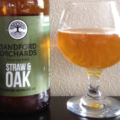 picture of Sandford Orchards Straw & Oak submitted by cidersays