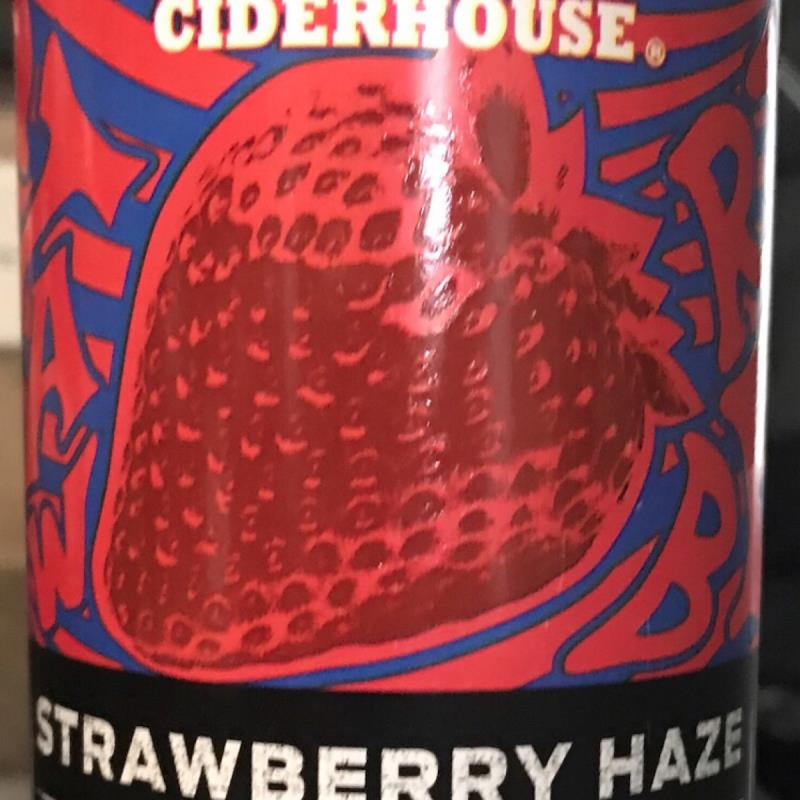 picture of 2 Towns Ciderhouse Strawberry Haze submitted by KariB