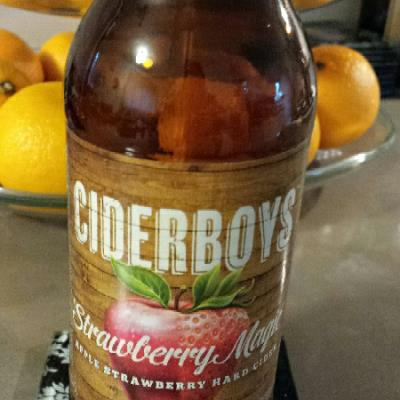 picture of Ciderboys Strawberry Magic submitted by SamleeHelenG-Minor