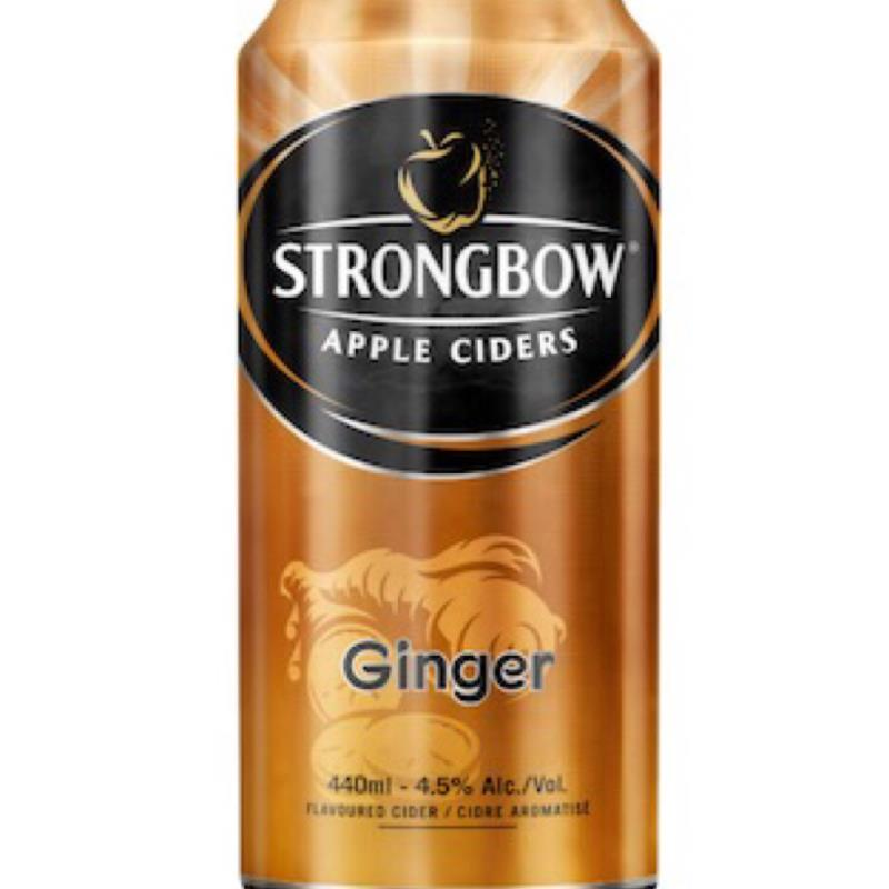 picture of Strongbow Hard Ciders Strongbow Ginger submitted by Missgoalie