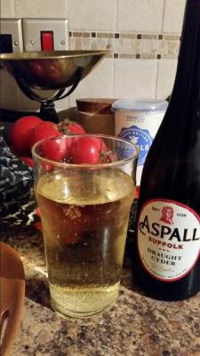picture of Aspall Suffolk Cider submitted by lizsavage