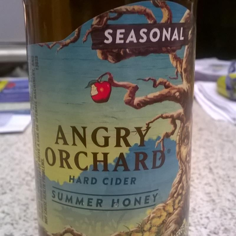 picture of Angry Orchard Summer Honey submitted by sailor312