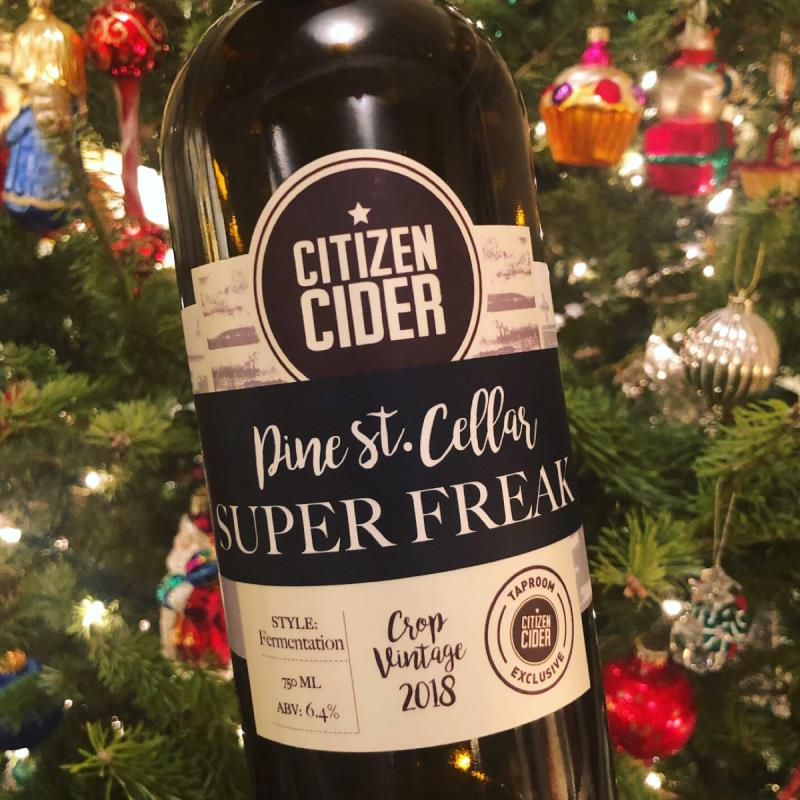 picture of Citizen Cider Super Freak submitted by Cideristas