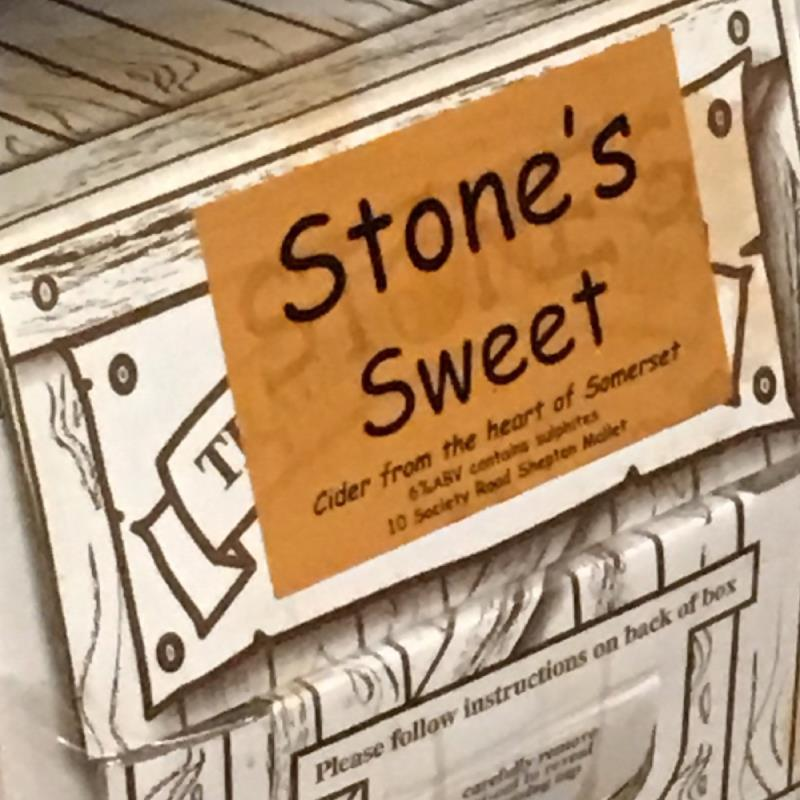 picture of Stone's Sweet submitted by Judge