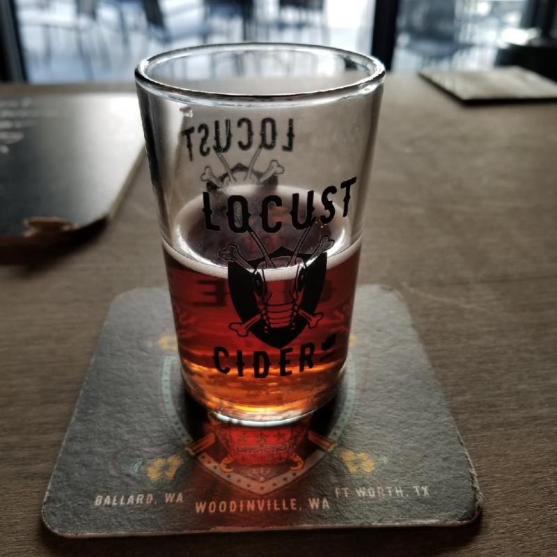 picture of Locust cider Sweet Dark Cherry submitted by Emillita