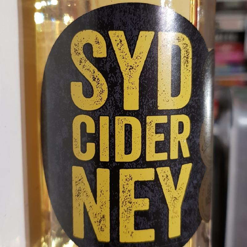 picture of Lovedale Brewery Sydney Cider submitted by Brett